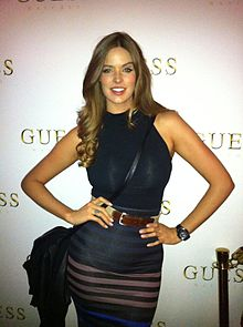 b1d4cda5f277 Plus-size model Robyn Lawley at the Guess Accessory Launch in Sydney