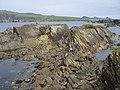 Rocks in the sea - geograph.org.uk - 219304.jpg