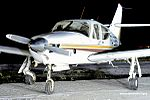 Rockwell Commander 112TCA. RA-0988g. (15871396360).jpg