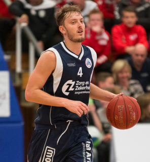 Rogier Jansen Dutch basketball player