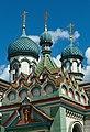 Rogozhskoe cemetery - St.Nicholas - domes 03.jpg