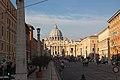Roma - Vaticano - 001 - Basilica de San Pedro.jpg