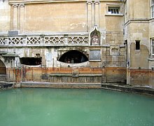 Roman Baths (Bath) - Wikipedia