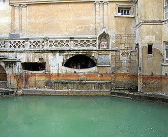 Sulis - The Roman baths at Bath