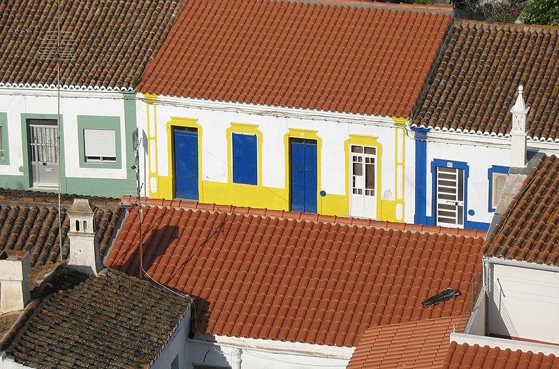 Image:Roofs of Castro Marim.jpg