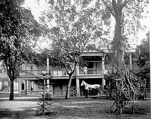 Thomas Charles Byde Rooke - Rooke House