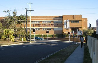 Marist Brothers College Rosalie - The High School