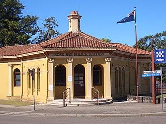 Woollahra House - Rose Bay Police Station