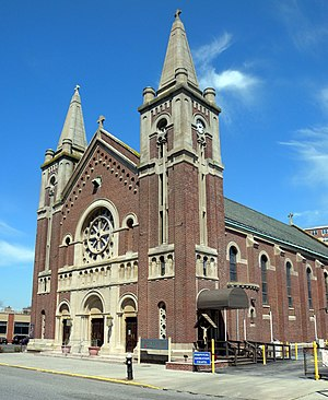 Hammels, Queens - St Rose of Lima Roman Catholic Church