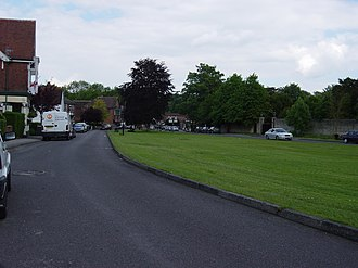 Rowland's Castle - Image: Rowlands Castle Green