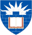 Royal Roads University Escutcheon.png