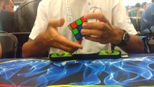Ficheru:Rubik 3x3 cube resolution by Ernesto González Alemán.ogv