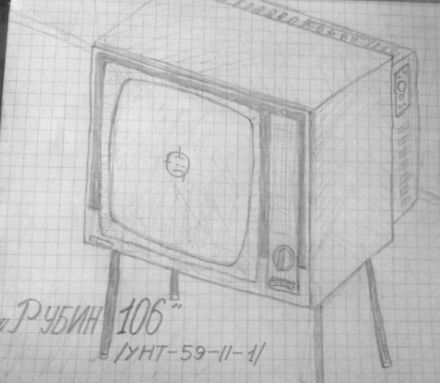 Телевизоры УНТ-35 имели