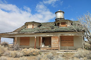 Ruby Hill, Nevada Ghost town in Nevada, United States
