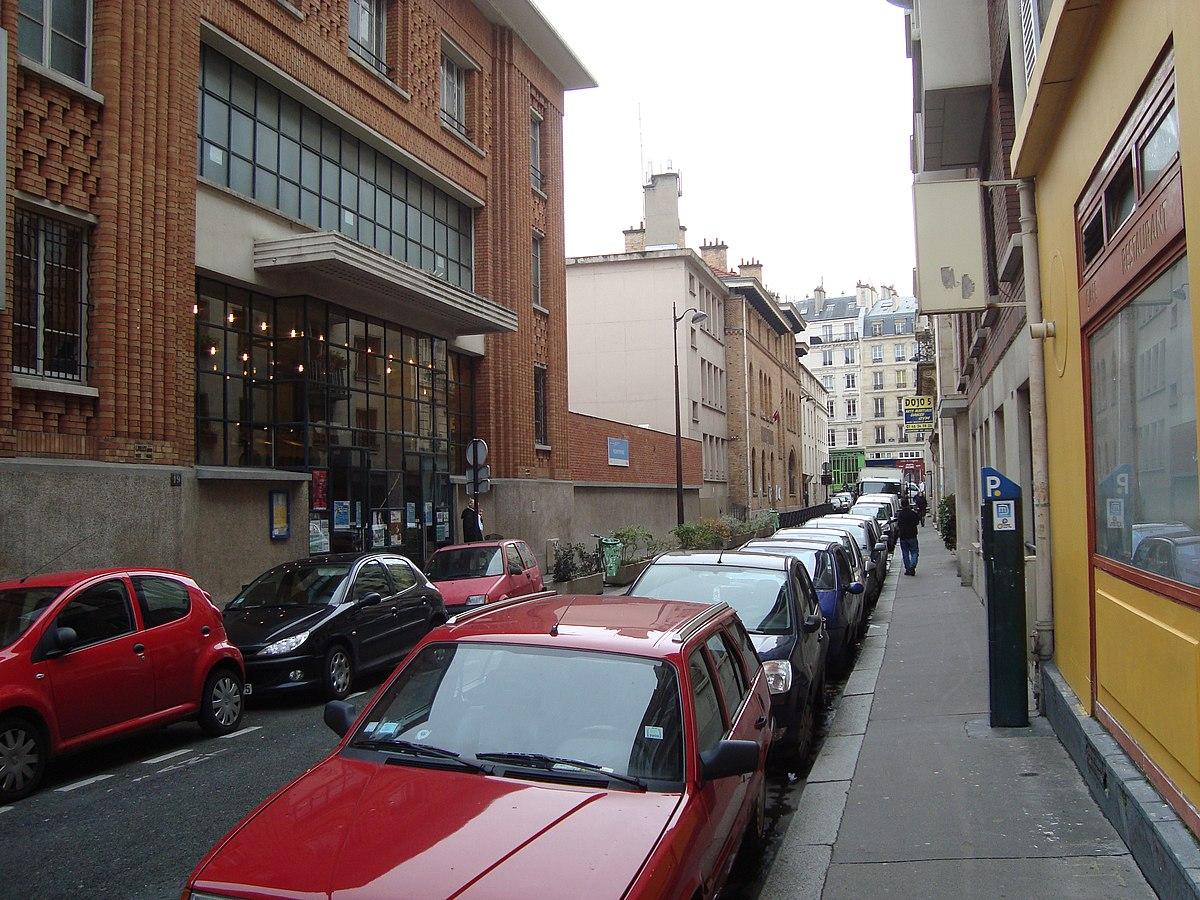Piscine pontoise wikip dia for Piscine rue de pontoise