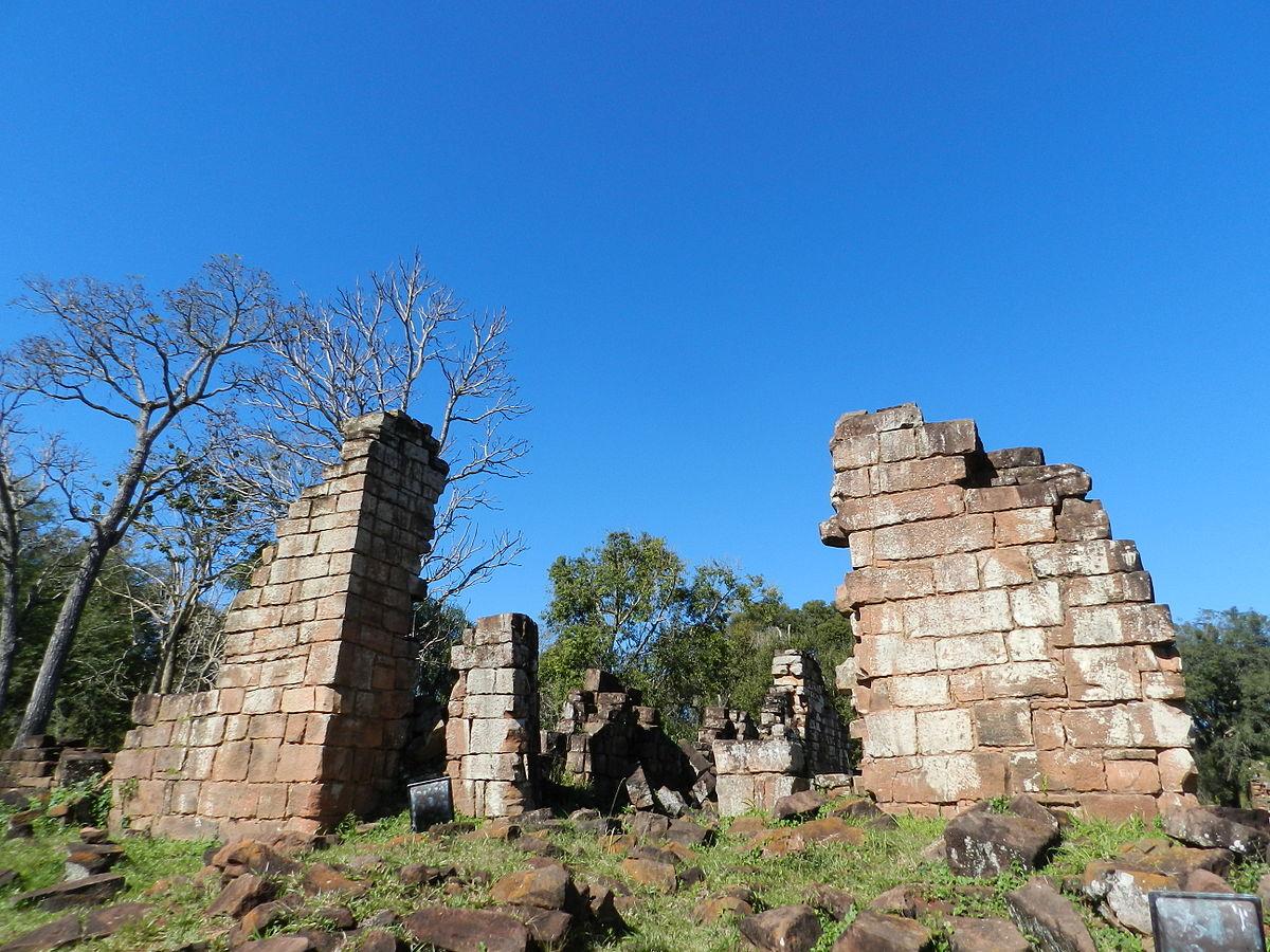 Ruinas Jesuíticas de Santa Ana.JPG