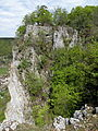 Ruine Lägelen (Wagenburg), Donautal 30.JPG