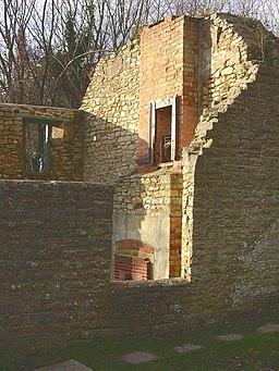 Ruined cottage, Tyneham - geograph.org.uk - 319298