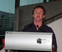 Russell Gilbert at SEXPO, Darling Harbour, Sydney, Australia, in March 2013.jpg