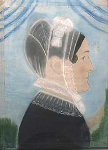 Ruth Henshaw Bascom, Self-portrait, drawing, 1829, Five Colleges and Historic Deerfield Museum Consortium.jpg
