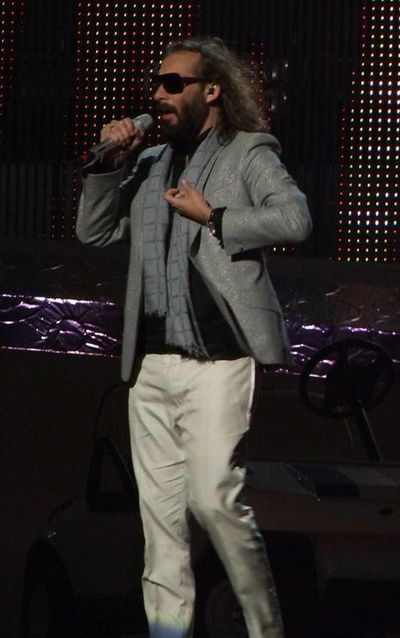 Picture of a band or musician: Sébastien Tellier