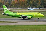 S7 Airlines, VQ-BYK, Embraer 170-100SU (36970162834).jpg