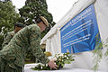 SAF lay a wreath in Christchurch - Flickr - NZ Defence Force (1).jpg