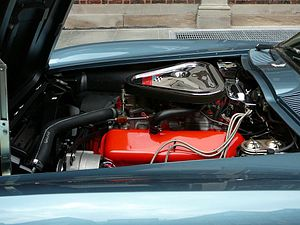 Chevrolet Big-Block engine - L71 427 in a 1967 Chevrolet Corvette