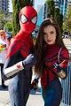 SDCC2017 - Spider-Man and Spider-Girl (36015047271).jpg