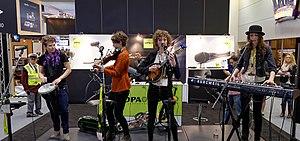 SHEL - SHEL at the Winter NAMM Show 2015