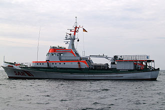 German Maritime Search and Rescue Service - Image: SK John T Essberger 2