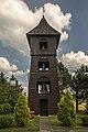 SM Rybnik-Wielopole Kościół Matki Bożej Różańcowej i św Katarzyny - dzwonnica 2017 (0) ID 641398.jpg