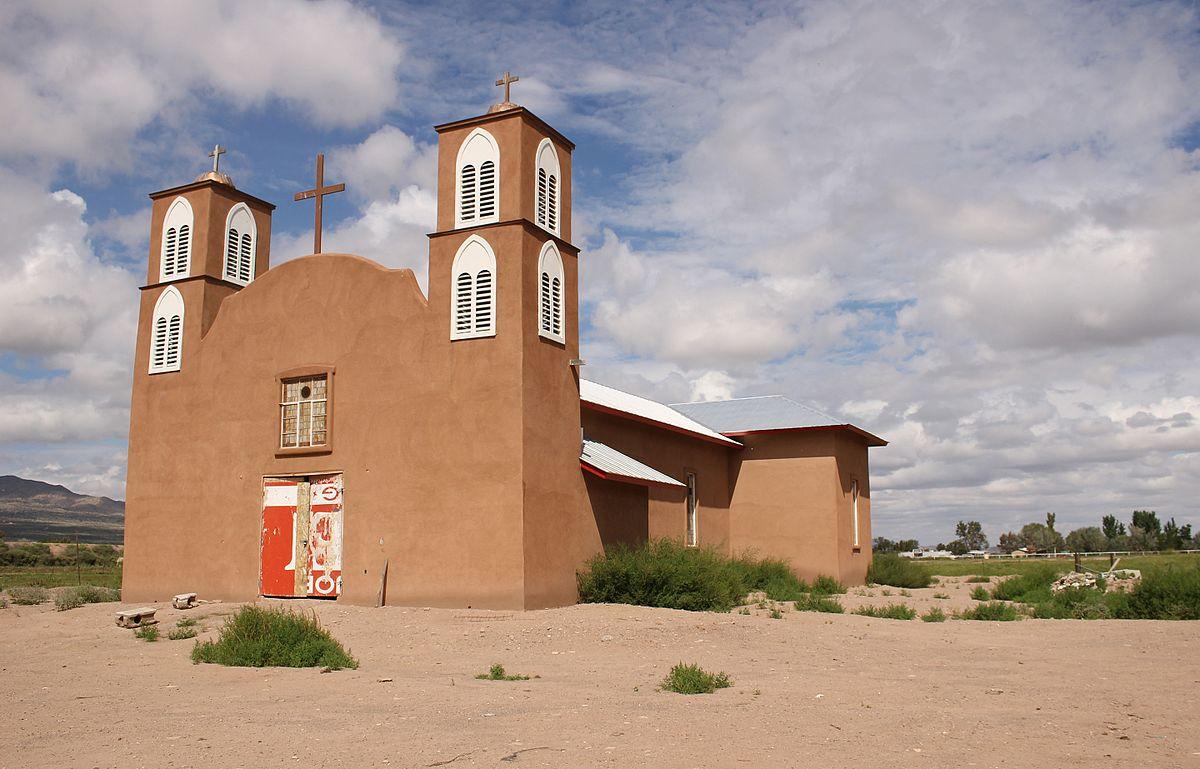 Sagrada Familia De Lemitar Church Los Dulces Nombres