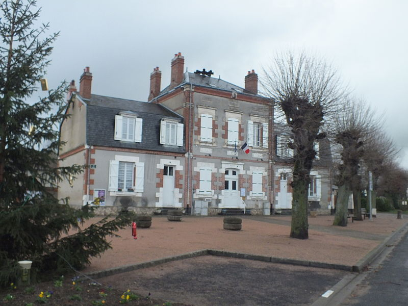 Saint-Gérand-de-Vauxis a village and commune in the Allier department of France, just off the N7 close to Vichy. The Mairie
