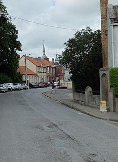 Saint-Pierre-Brouck Commune in Hauts-de-France, France