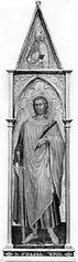 Saint Julian the Hospitaler (with Saint Nicholas of Bari)