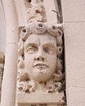 Saint Julie Billiart Catholic Church (Hamilton, OH) - east portal, Saint John.jpg