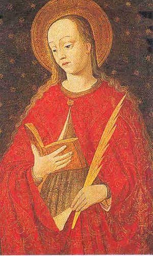 Devota - Image: Saintdevota