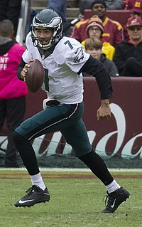 Bradford With The Philadelphia Eagles In