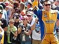 Sam Hornish Jr. at the Daytona 500.JPG