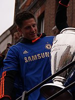 Sam Hutchinson Champions League Winner parade.jpg