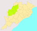 Sambalpuri speaking areas.png