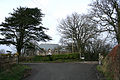 Sampford Courtenay, by The Old Rectory, Honeychurch - geograph.org.uk - 335885.jpg