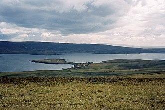 San Carlos, Falkland Islands - San Carlos Settlement
