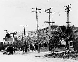 San Dimas, California - San Dimas, 1915