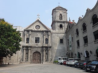 San Agustin Church (Manila) Church in Manila, Philippines