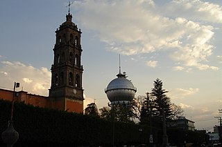 Celaya Cathedral Church in Celaya, Mexico