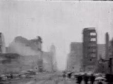 Fichier:San Francisco Earthquake Damage.webm