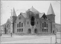 San Francisco Earthquake of 1906, First Baptist Church, Oakland, California - NARA - 513305.tif