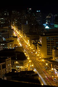 San Francisco Market Street at Night.jpg